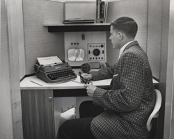Grand Valley's pioneering system of education technology drew national attention